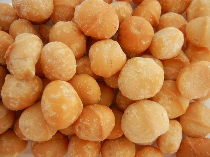 Macadamias Roasted Salted 16 Oz