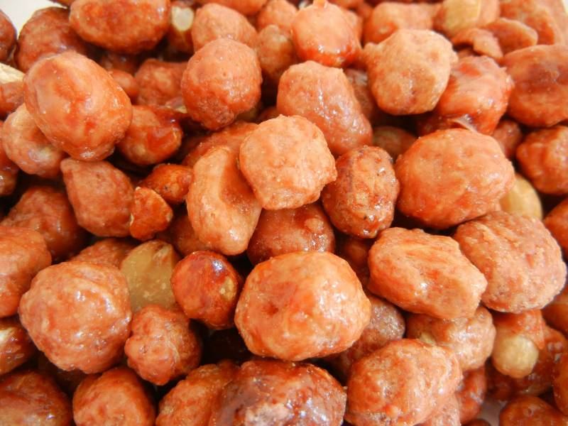 Butter Toffee Peanuts 16 Oz