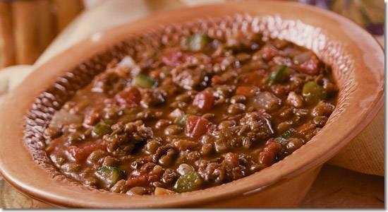 Soup Mix, Indiana Harvest Sausage Lentil