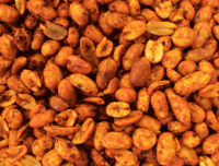 Lemon Chili Peanuts 7 oz.