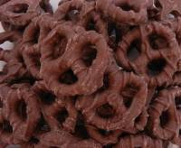 Chocolate Pretzels 6 oz.