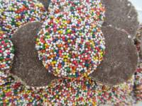 Milk Chocolate Non-pareils 8 oz.