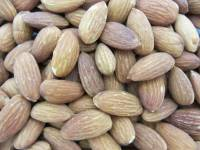Almonds, Roasted, No Salt 16 oz.