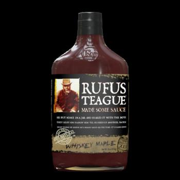 Whiskey Maple BBQ Sauce, 16 oz