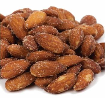 Almonds, Smoked 12 oz.