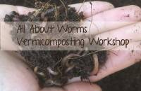 All About Worms Workshop