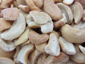 Cashew Pieces, Roasted / No Salt 16 oz.