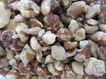 Walnuts, Black, Pieces 8 oz.