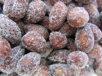 Almonds, Honey Roasted 7 oz.