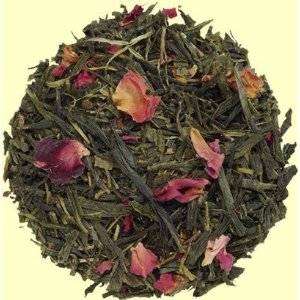 Sencha Kyoto Cherry Rose Green Tea