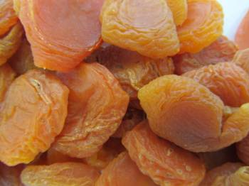 California Apricots, Dried 12 oz.