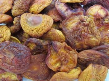Nectarines, Dried 12 oz.
