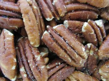 Pecan Halves, Roasted / Salted, 7 oz.