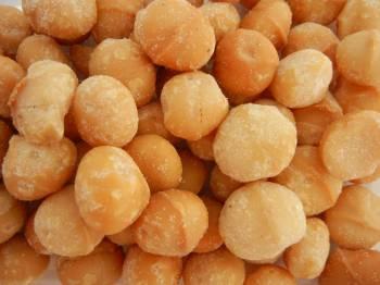 Macadamias, Roasted & Salted 7 oz.