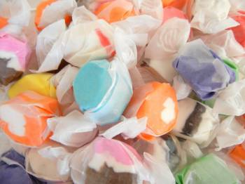 Salt Water Taffy 16 oz.