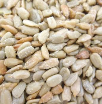 Sunflower Seeds, Roasted & Salted, Shelled 16 oz.