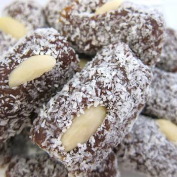 Date Nut Rolls 16 oz.