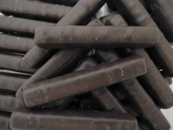 Chocolate Orange Sticks, Dark 10 oz.