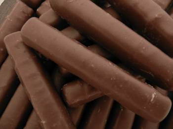 Chocolate Orange Sticks, Milk 10 oz.
