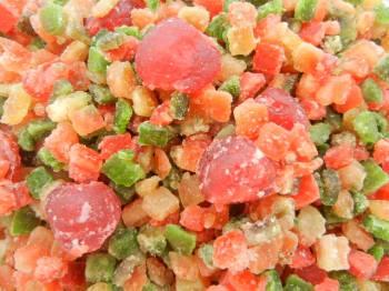 Fruitcake Mix - Brilliant (Chopped) 12 oz.