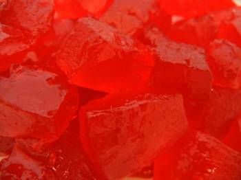 Pineapple, Glazed - Red Wedges 16 oz.