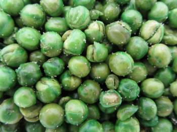 Fried Green Peas 8 oz.