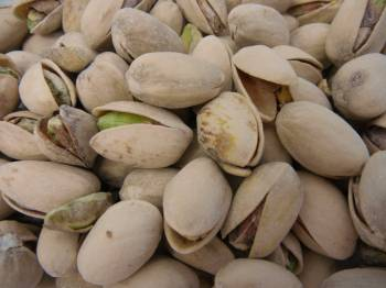 California Pistachios, Roasted / Salted, In Shell 3lb.