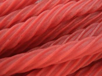 Red Twists 5 oz.