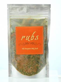Seasoning, All Purpose BBQ Rub 3 oz.