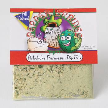 Dip Mix, Artichoke Parmesan
