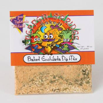 Dip Mix, Baked Enchilada