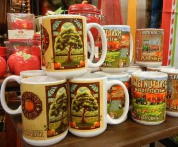 Bates Nut Farm Mugs