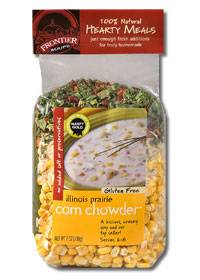Soup Mix, Illinois Prairie Corn Chowder