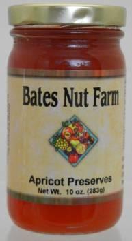 Jams & Jellies:  Apricot Preserves 10 oz.