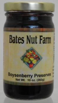 Jams & Jellies:  Boysenberry Preserves 10 oz.