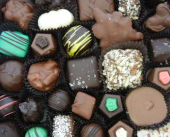 Boxed Chocolates, Assorted