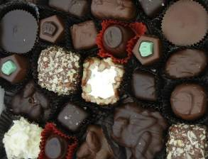 Boxed Chocolates, Sugar Free