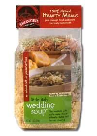Soup Mix, Little Italy Wedding Soup