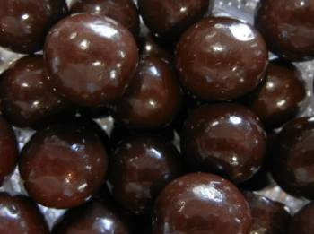 Dark Chocolate Sea Salt Caramels, 6 oz.