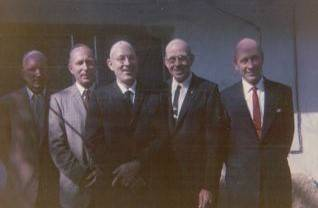 The 5 Bates Brothers