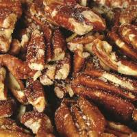 Snacks & Other Treats - Pecan Halves, Roasted / Salted, 7 oz.