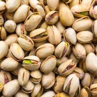 Nuts - Pistachios - California Pistachios, Roasted / No Salt, In Shell 12 oz.