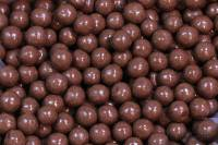 Malted Milk Balls, Dark Chocolate 8 oz.