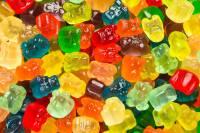 Snacks & Other Treats - Mini Gummi Cubs 8 oz.