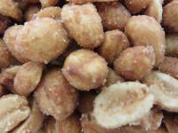 Nuts - Peanuts - Peanuts, Honey Roasted 8 oz.