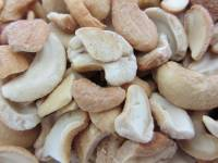 Nuts - Cashews - Cashew Pieces, Roasted / No Salt 16 oz.