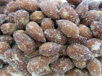 Nuts - Almonds, Smoked 7 oz.