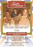 Tea & Tea Accessories - English Breakfast Tea