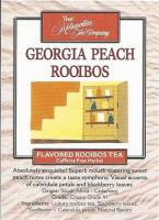 Tea & Tea Accessories - Georgia Peach Rooibos