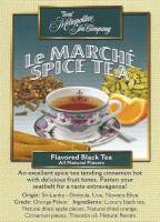 Tea & Tea Accessories - Le Marche Spice Tea